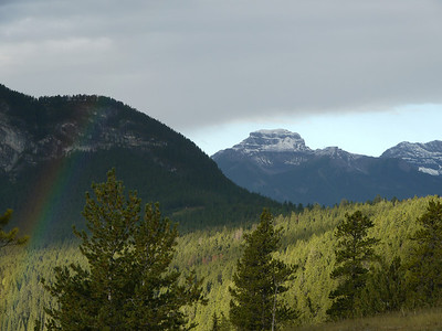 Do 10.9.09, Banff (CAN-Alberta, Rockies)