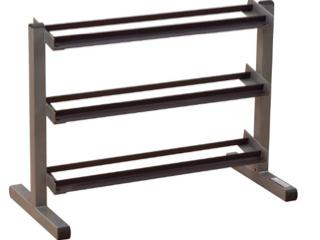 Body Solid GDR363 3-Tier Horizontal Dumbbell Rack