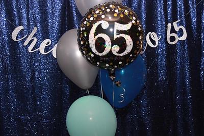 R Jackson 65th Birthday