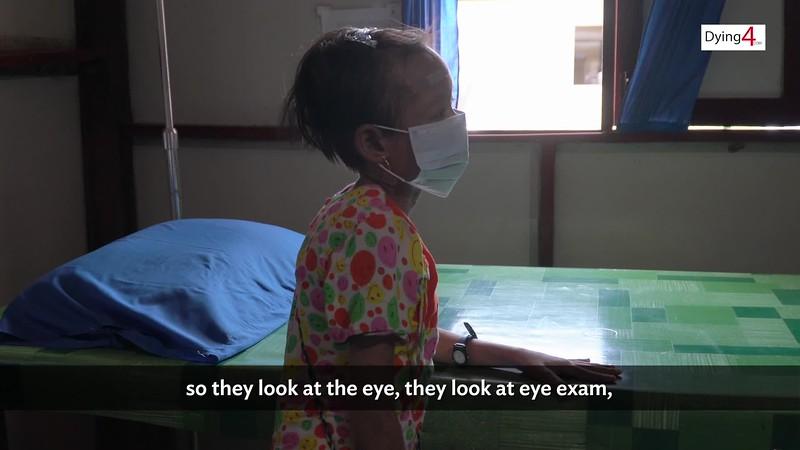 Dr Ni Ni Tun, Medical Action Myanmar