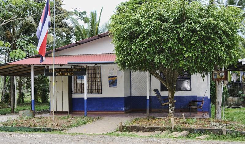 Cano Negro: Police Station