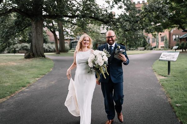 Wedding Photographer Cleveland   Ashley & Brian's Canton Wedding