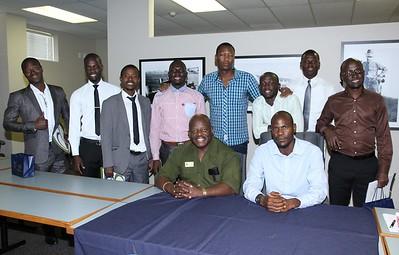YALI Mandela Washington Fellows 2015