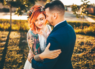 Lacey + Shane's Wedding