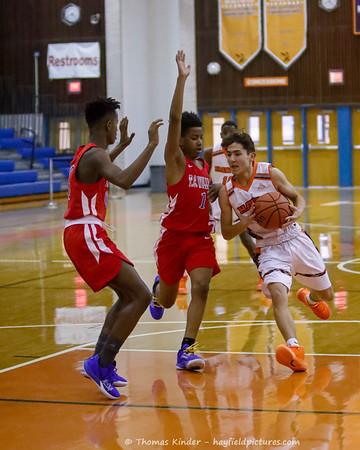 Boys Frosh Basketball v TC Williams 1/10/20