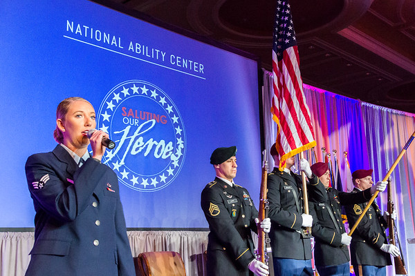 Saluting Our Heroes