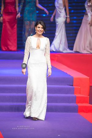 Miss Universe New Zealand Finals 2014