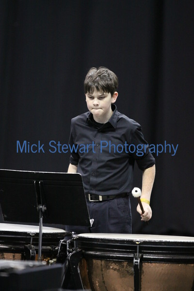 Green Hope Concert Percussion