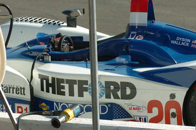 2005-07-17 ALMS Infineon Pits & Paddock