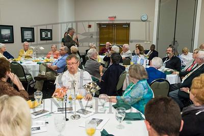 19500 Homecoming Festivities, Founding Class Reunion 9-30-17