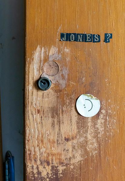 Jones?