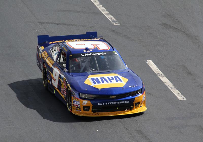 #9 Car of Chase Elliott
