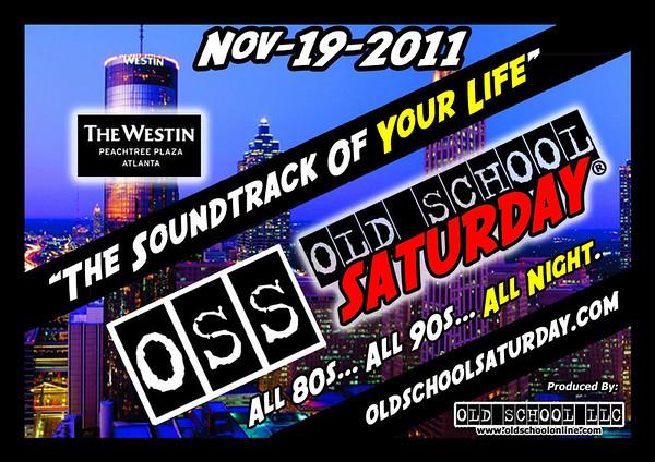 OSS @ Westin Peachtree Plaza ::: ATL, GA, USA [Nov.17.2011]