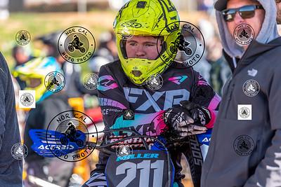 Race 1B 250 Nov/ Vet Int