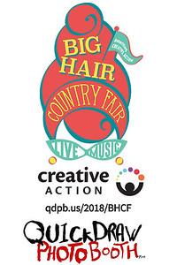 Big Hair Country Fair 2018