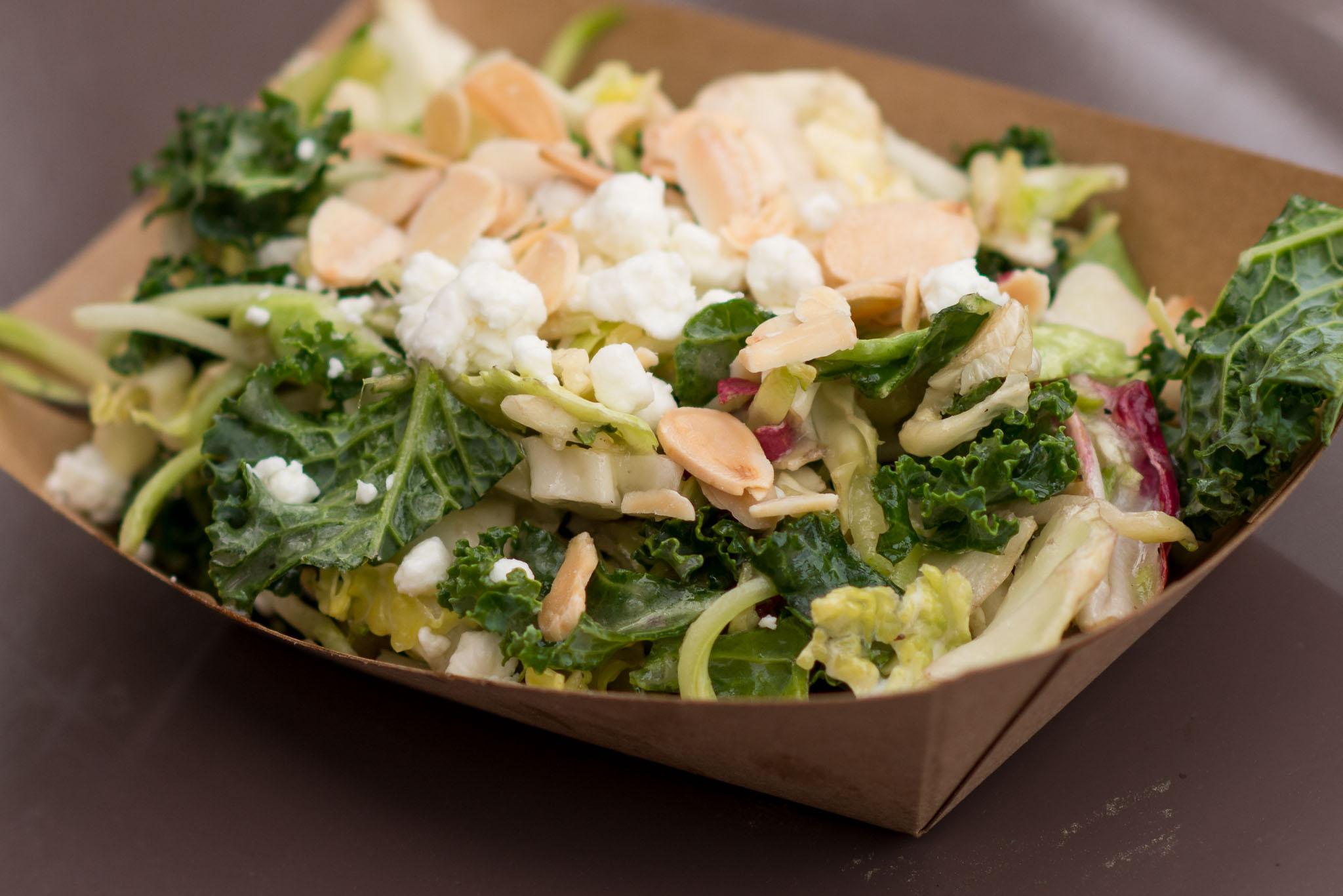 Kale Salad - Epcot Flower & Garden Festival 2016