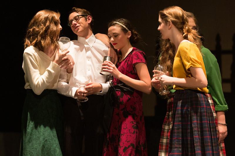 It's a Wonderful Life presented by Williams Field High School Dec 2018. Devon Christopher Adams.