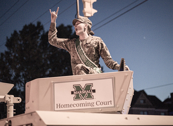 Homecoming 2019-parade-Ben Powell