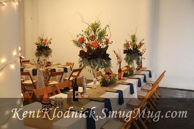 Wedding Set-up at Hotcards