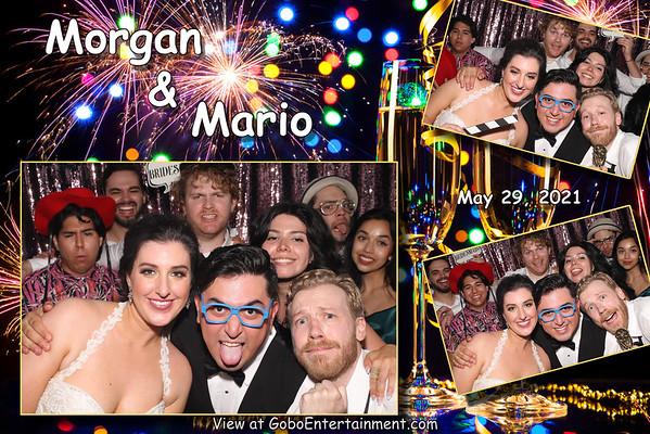 20210529 Morgan & Mario's Wedding Photo Booth