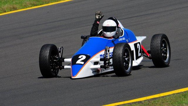 Formula Vee 1200 Qualifying - 3/11/18