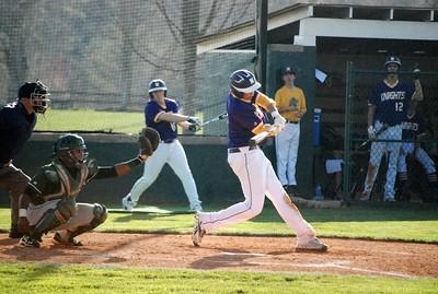 Baseball North Henderson and Christ School