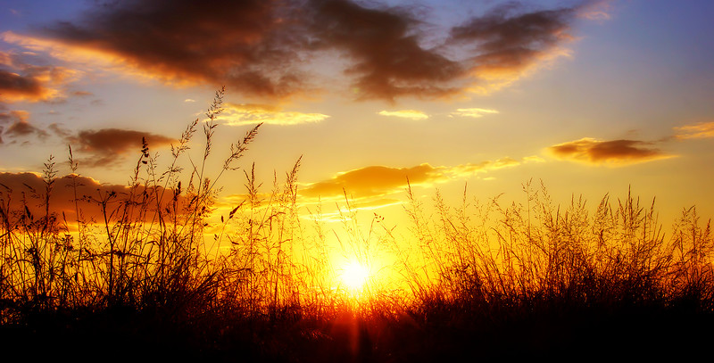 Sunset by Ray Bilcliff - www.trueportraits.com