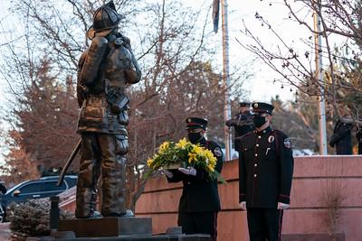 Battalion Chief Jeff Christ Remembrance