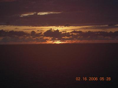At Sea (2/17/2006)