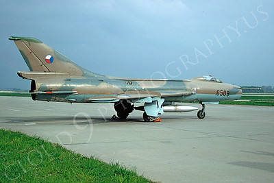 Czech Air Force Sukhoi Su-17 Fitter Pictures