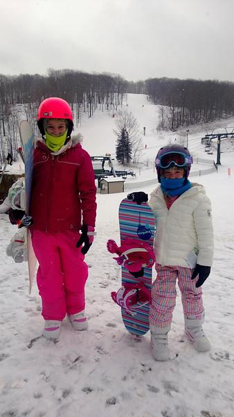 01.21.13 Family Snowboarding