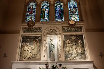 St Francis Monastery, DC