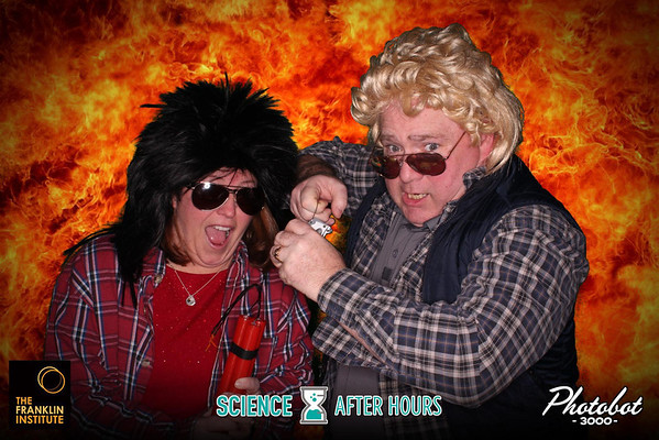 Science After Hours: MacGyver Night at the Musuem