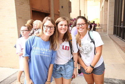 2016 Student Welcome Back Bash