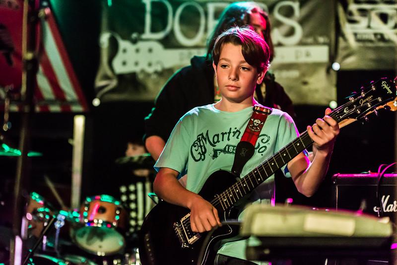 School Of Rock Philly - Women Who Rock - Legendary Dobbs - December 7, 2013