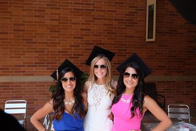 Graduation Trip to LA - June 2015