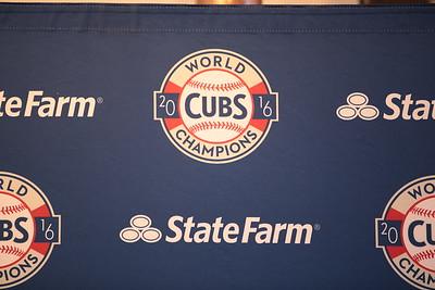Cubs Trophy 2016