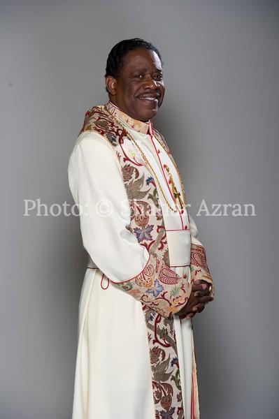 2011 portraits - Bishop Brown