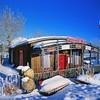 Canadian shack
