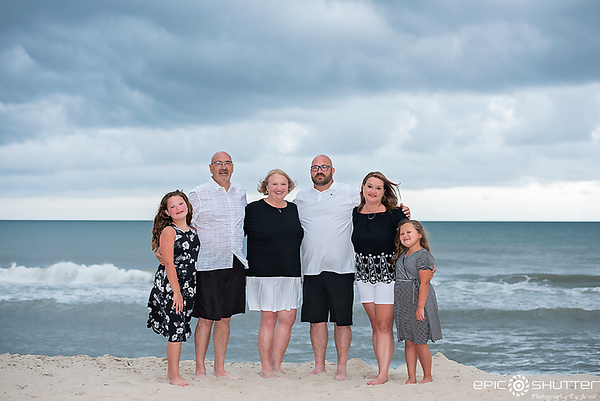 Cape Hatteras Photographers, Avon Family Photographer,