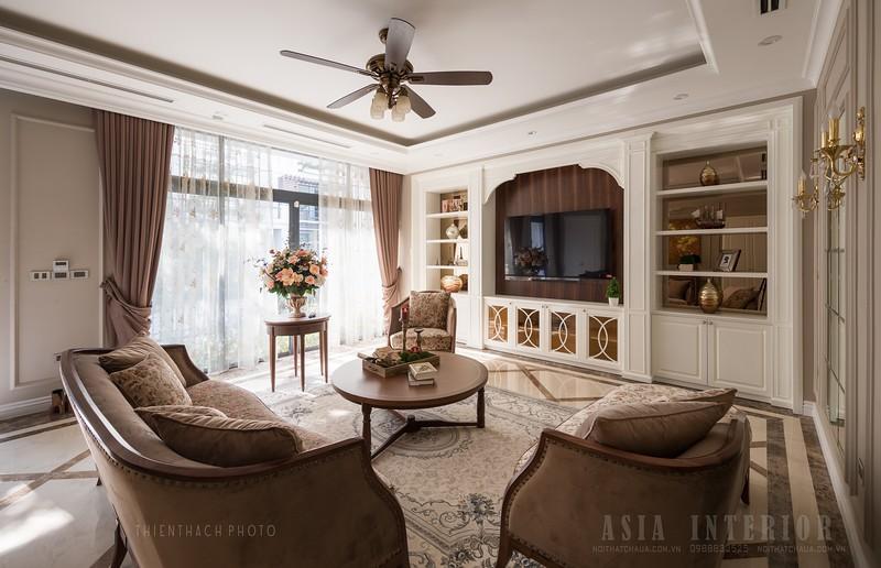 Pandora House - Interior Design by Nội Thất Châu Á