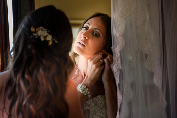 Kristen + Chris'  Wedding