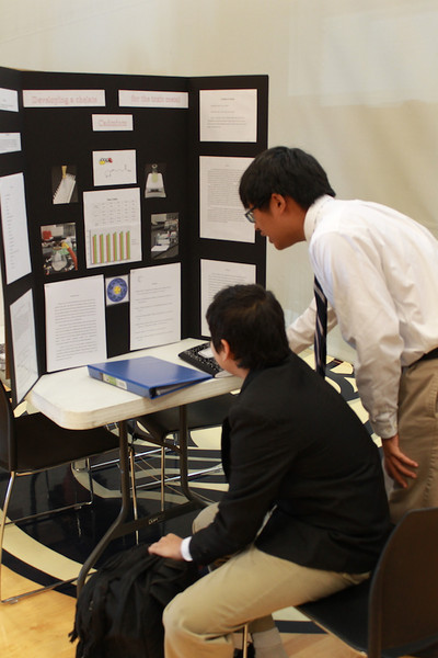 2013 Science Fair