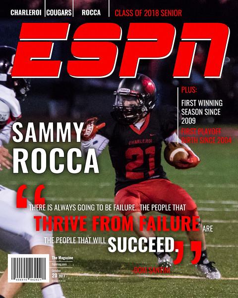 21 Sammy Rocca