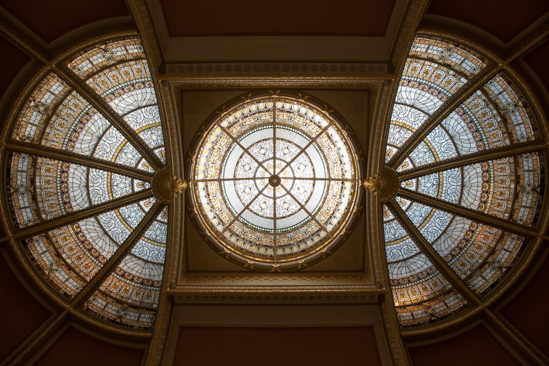 Executive Office Building Skylight