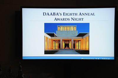 10-14-2015 DAABA Awards @ Bush Institute