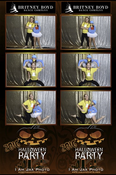 Halloween Party Photobooth