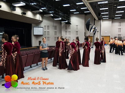 Behind the Scenes of the 2018 Band Photo Day