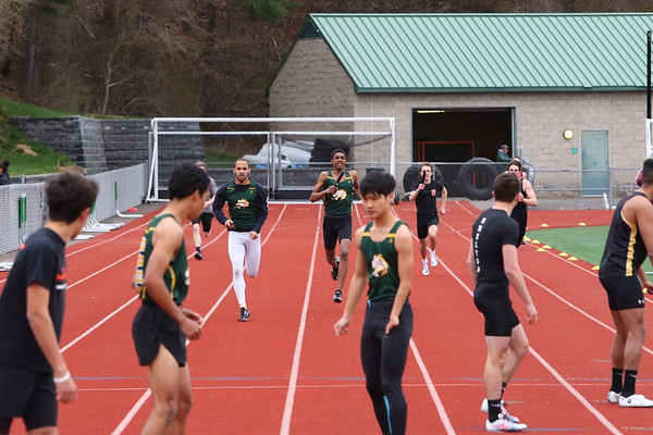 Boys Outdoor Track 2018