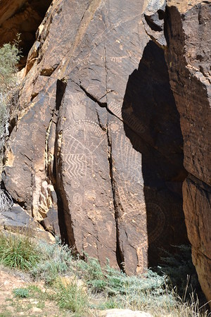 Pictographs/Petroglyphs